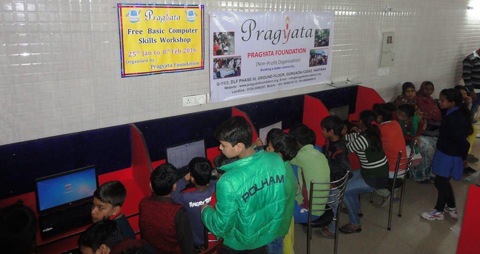 Basic Computers Skills Workshop