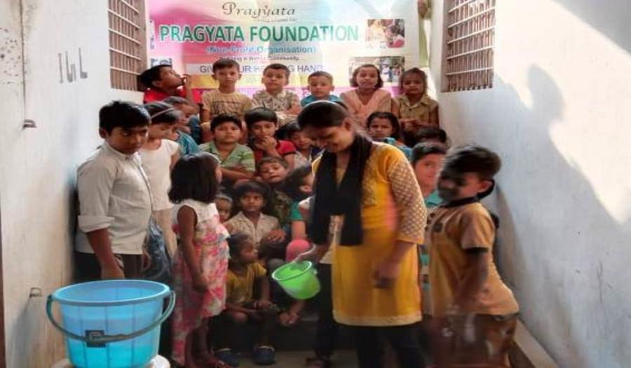 World Handwashing Day