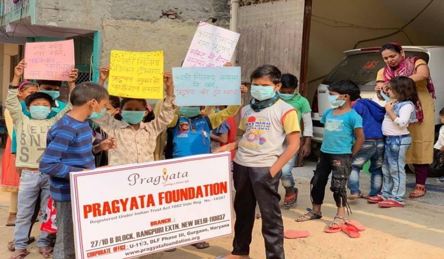 Rally against Air Pollution