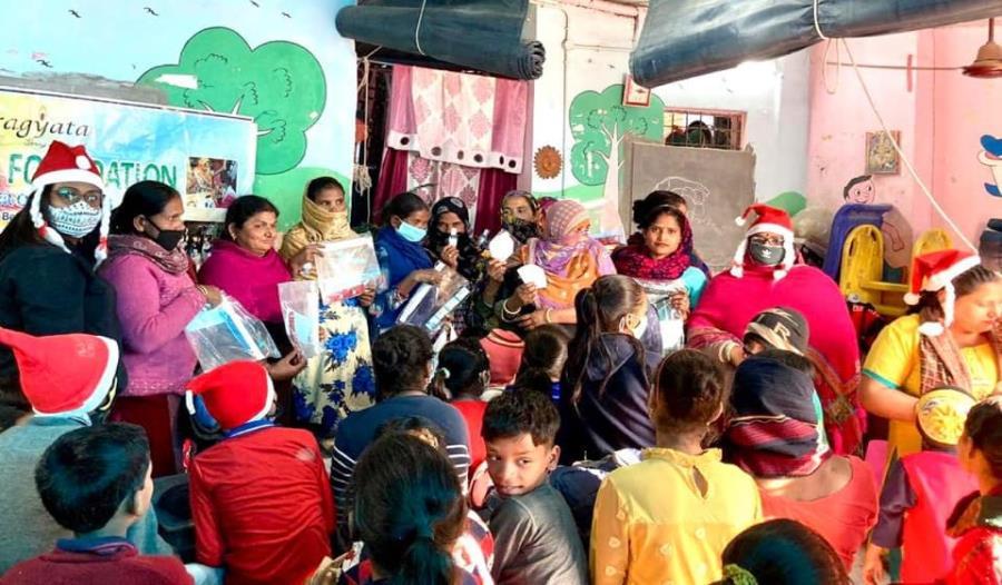 Christmas & New Year celebration