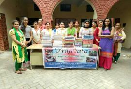 Books donation