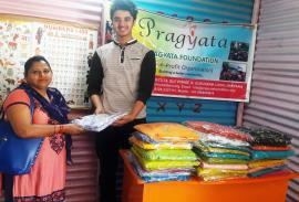 Interaction and suits distribution at silai centre
