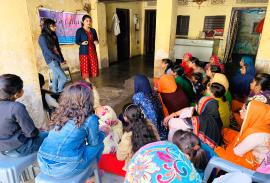 Workshop on Women's Day