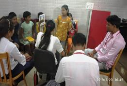 Session on Personality development