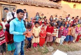 Nishulk Shiksha for Tribal groups